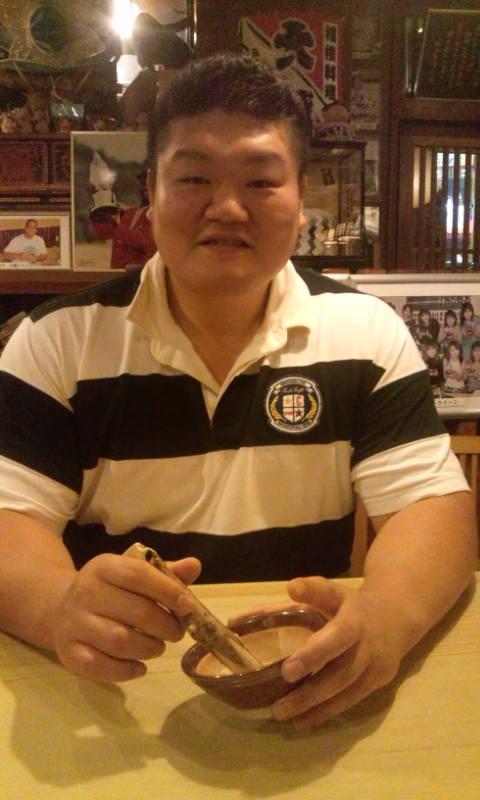 相撲料理・ちゃんこ鍋 大鷲 » Blog Archive » 谷川親方